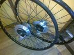 Shimano Nex Ave Hub Wheel